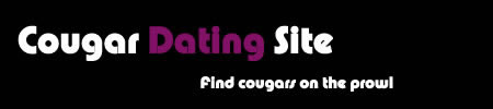 Cougar Dating Logo